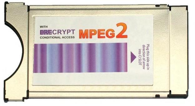 CAM модуль Триколор ТВ MPEG-2
