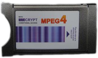 б/у CAM модуль Триколор ТВ MPEG-4