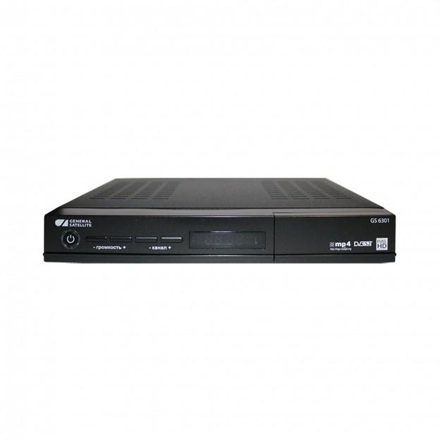 Комплект Триколор ТВ: ресивер GS 6301 и карта условного доступа