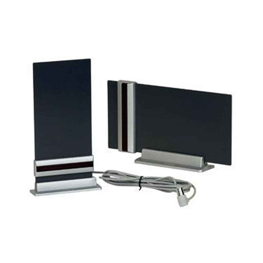 Комнатные антенны для телевизора с усилителем