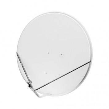 Антенна спутниковая офсетная АУМ CTB-0.9-1.1 0.8 St с кронштейном