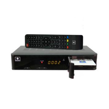 Комплект Спутникового оборудования НТВ+ ресивер NTV-PLUS 1 HD + смарт карта НТВ+(Телелом ГОД)