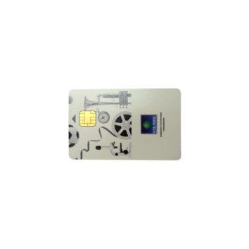 Комплект Спутникового оборудования НТВ+ ресивер Opentech OHS-1740V + смарт карта НТВ+(Телелом ГОД)