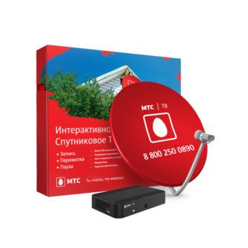 Комплект Спутникового ТВ МТС N3