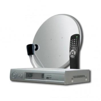 Комплекты оборудования для приема спутникового телевидения