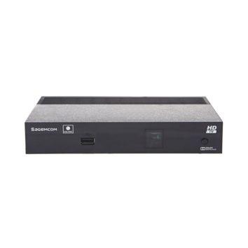 Комплект Спутникового оборудования НТВ+ ресивер Sagemcom DSI74 HD + смарт карта НТВ+(Телелом ГОД)